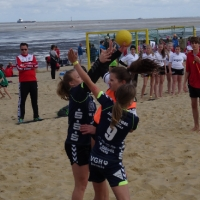 25.-27.08.2017 Beachhandball in Cuxhaven